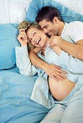 Нетрадиционный секс во время беременности